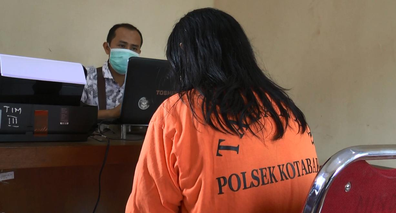 Terjerat Judi Togel, Seorang Janda Tiga Anak Ditangkap