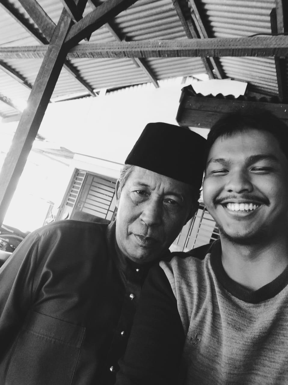 (Foto saat bersama Pak Dul di tahun 2019)