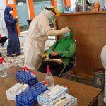 KBM-PTM Berjalan, 4.000 Tenaga Pendidik Diswab PCR