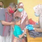 Terus Dikenang Warga, Sunatan Massal di Sela Pembukaan TMMD Kodim Batanghari